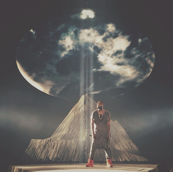 Yeezus, Kanye West, X Games, ESPN, Summer