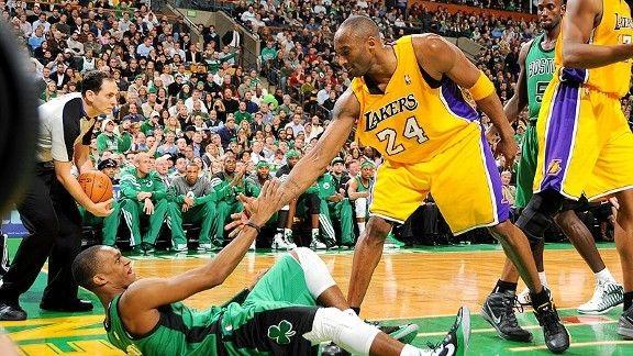 Kobe x Rajon