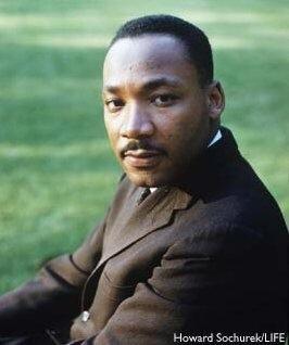 MLK grass