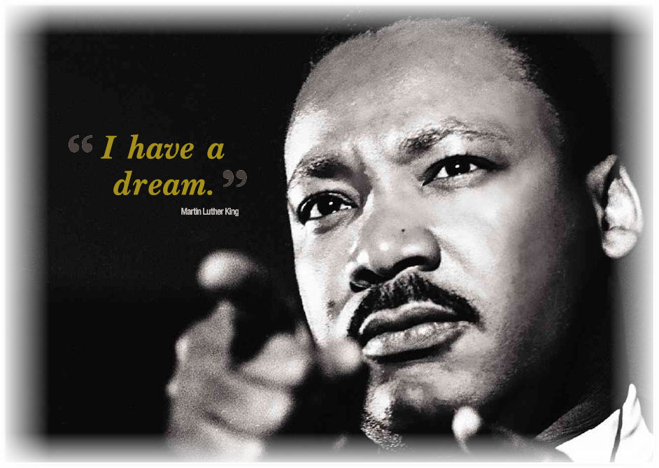 "Martin Luther King Jr Quotes I Have A Dream Glamorous 10 Standout Quotes From Martin Luther King Jr.'s ""i Have A Dream"