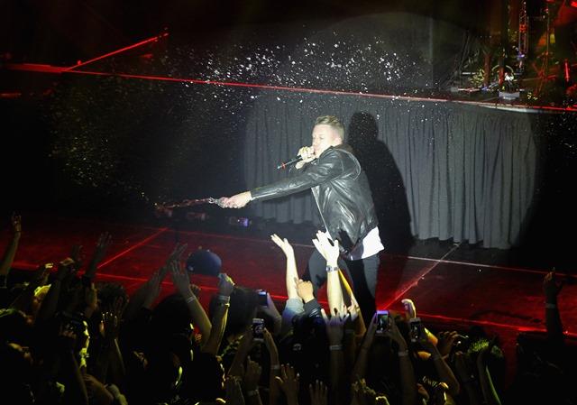 Macklemore Grammy Concert