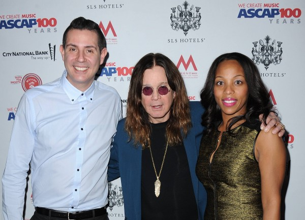 ASCAP Presents The 2014 Grammy Nominee Brunch