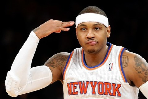Melo Three To The Dome