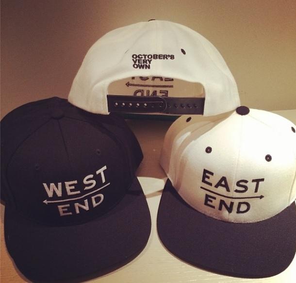 4ffebaff78b4f Drake Reveals OVO 416 Snapback Hats