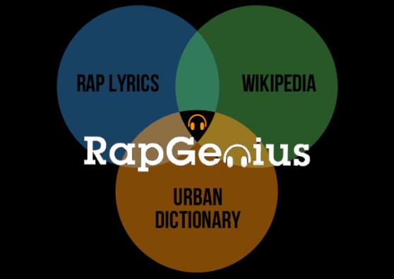 Rap Genius Universal Music