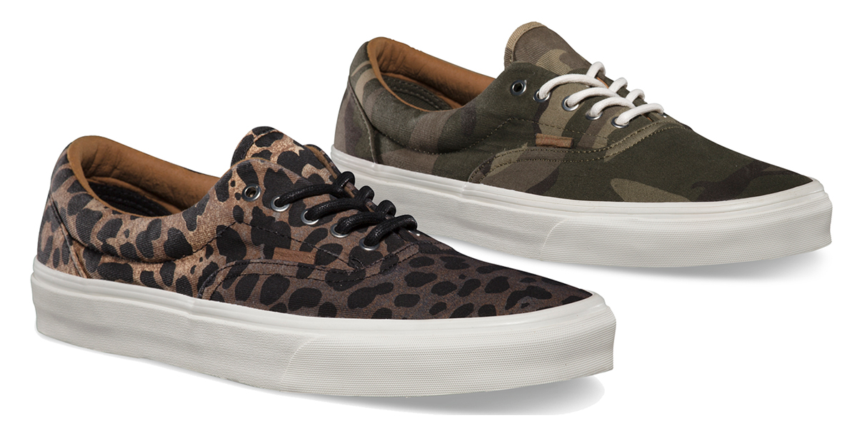 Vans California Collection Ombre Dyed Era CA for Spring 2014 banner