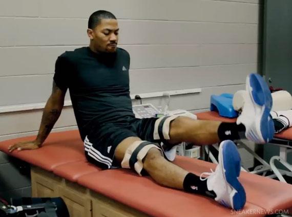 adidas bball return of derrick rose