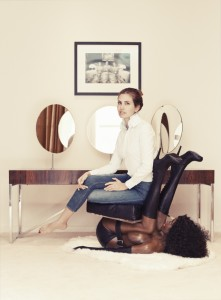 dasha zhukova black woman chair miroslava duma buro 247 interview 221x3001