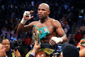 Floyd Mayweather Sets Date For His Next Fight, Who Will His Opponent Be?
