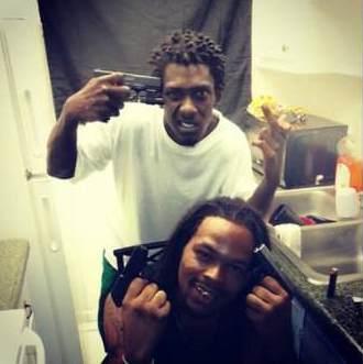 Dupree Johnson, guns, Instagram, arrests, busts,