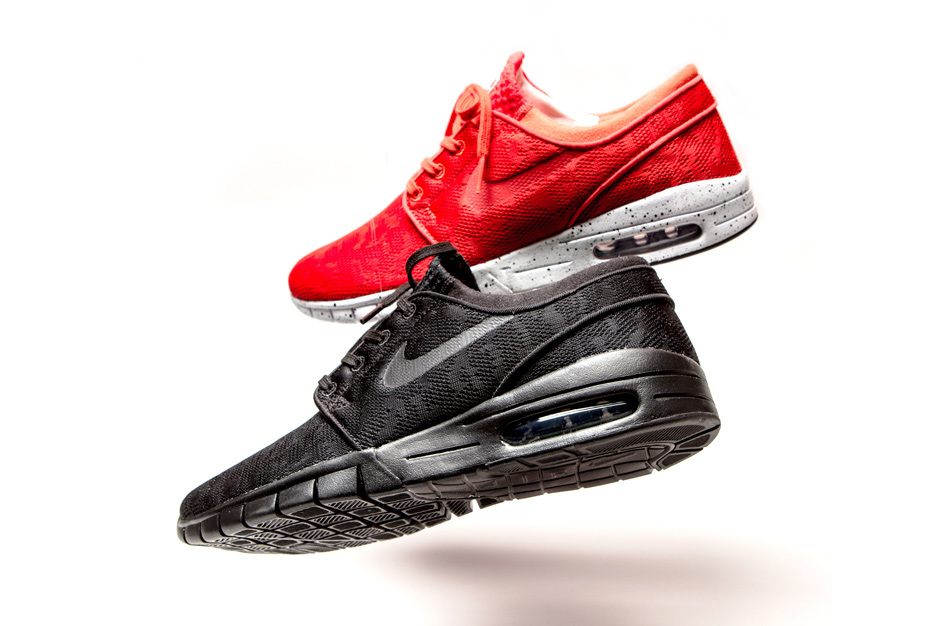 huge discount ace7e bfaad PacSun Presents the Latest Nike SB Stefan Janoski Max