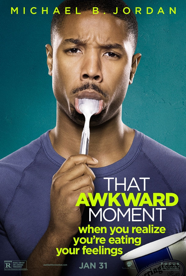 genuine shoes sells new high quality Interview with 'That Awkward Moment' Star Michael B. Jordan ...