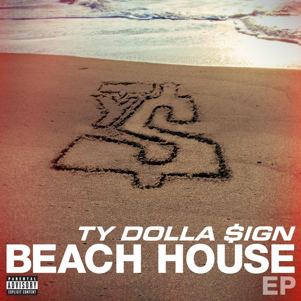 ty dolla sign beach house ep cover