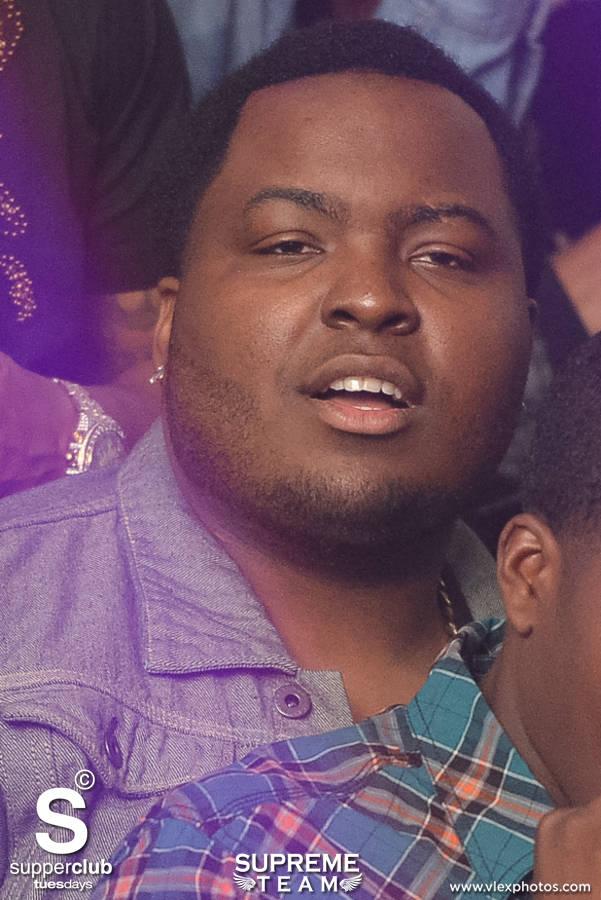 02 04 Supperclub Sean Kingston