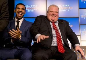 Drake, Ford