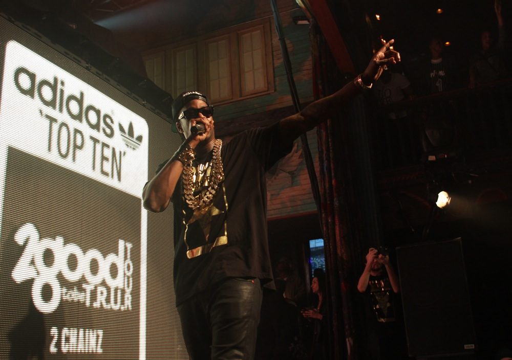 #adidasintheQuarter Rocks House of Blues With 2 Chainz, Young Jeezy, Pusha T & More | The Source