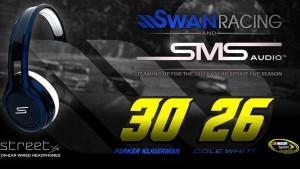 50 Cent, SMS Audio, Swan Racing, NASCAR, Music