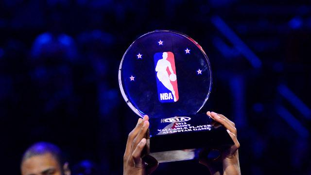 All Star Game Trophy