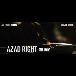Azad Right - Self Made (Artwork)