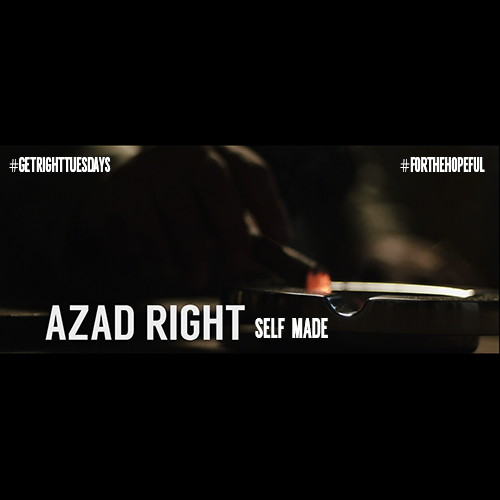 Azad Right Self Made Artwork