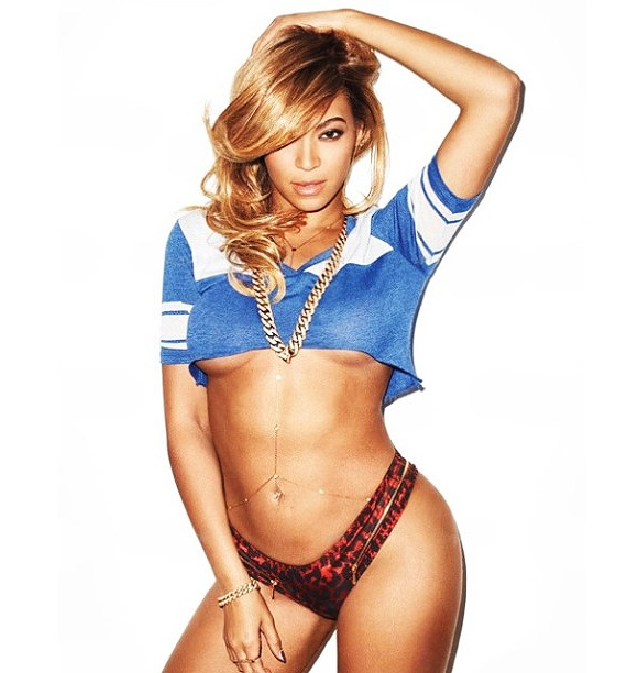 Beyonce Body Chain Trend