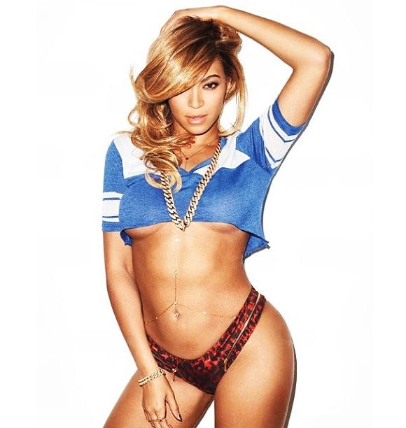 Beyonce Promo GQ Outtake