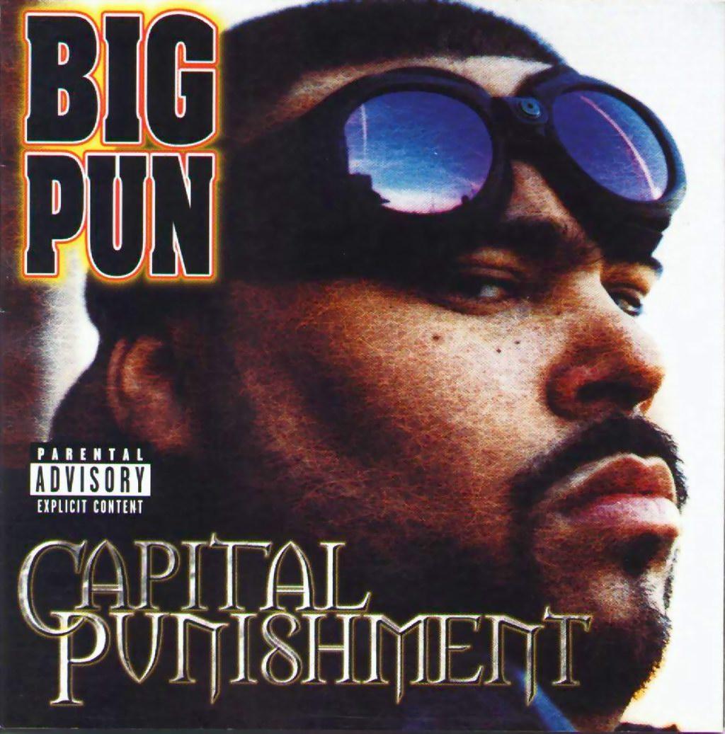 Big Punisher Capital Punishment Front