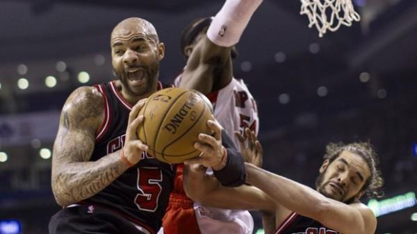 Carlos Boozer, NBA, Bulls, Raptors, Toronto