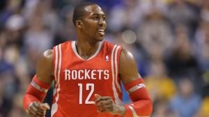 Dwight Howard, Houston Rockets, All Stsr, NBA, Timberwolves