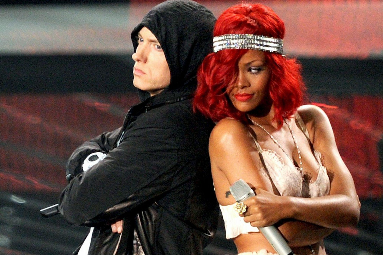 Eminem and Rihanna 2360929