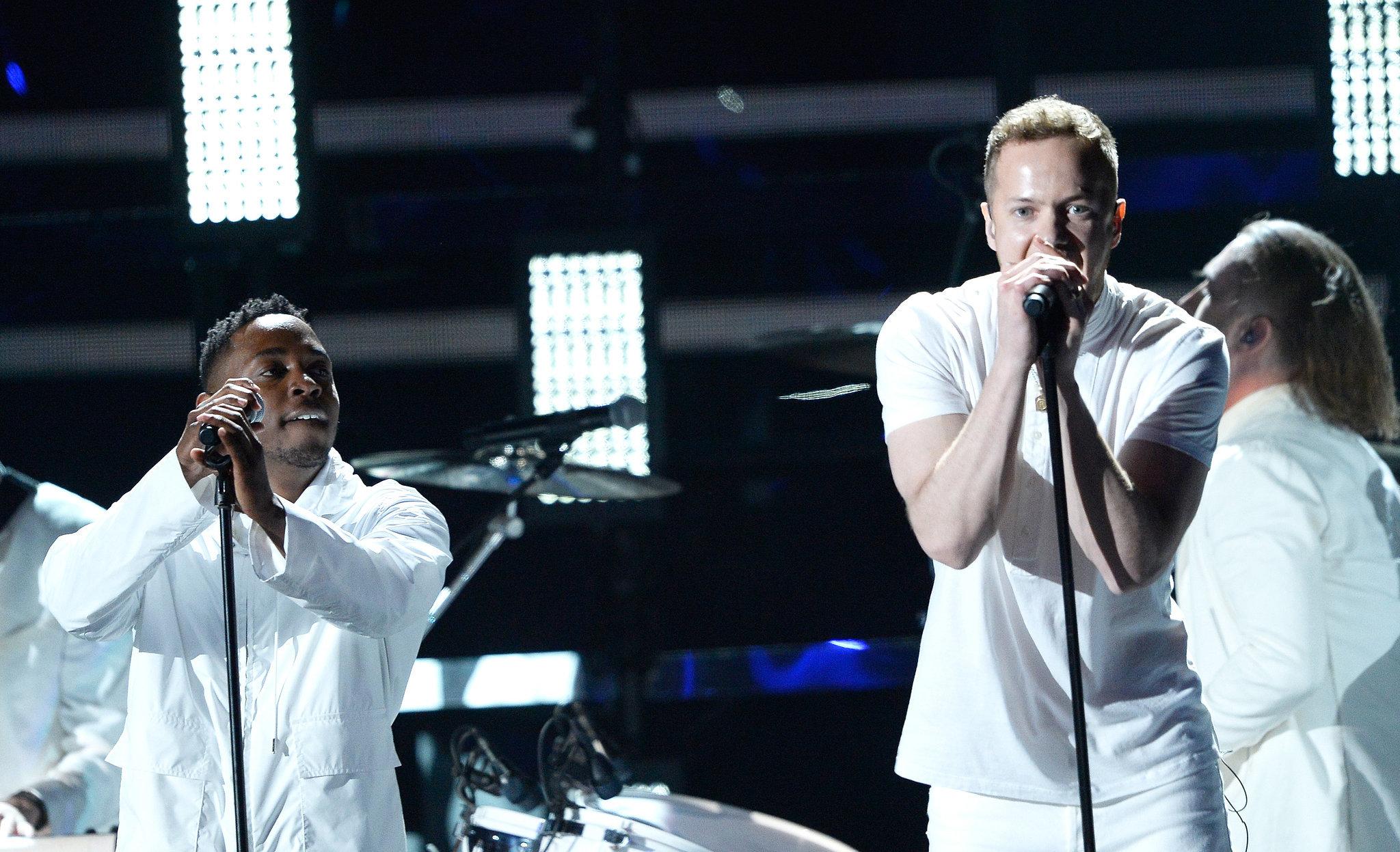 Imagine Dragons Kendrick Lamar