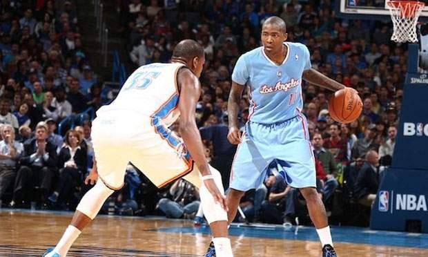 Jamal Crawford, Oklahoma City, Clippers, Thunder, Los Angeles