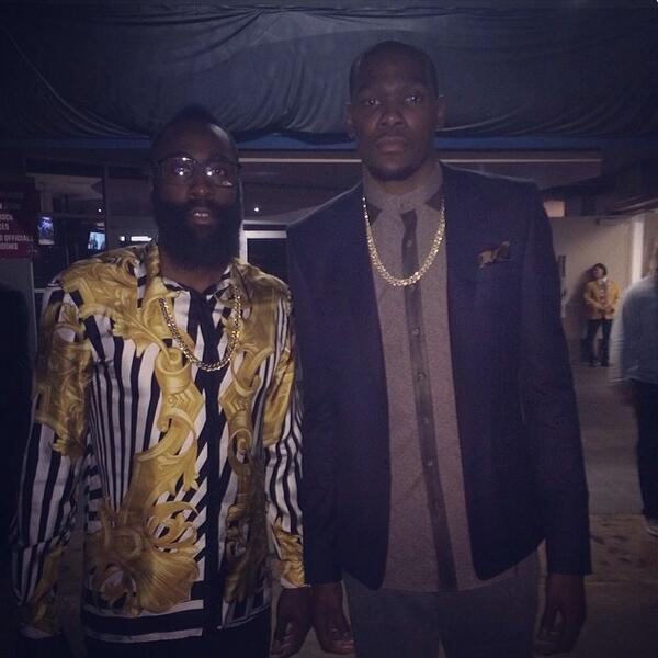 James Harden And Paul George: The NBA Had New Orleans Partying For Three Days Straight
