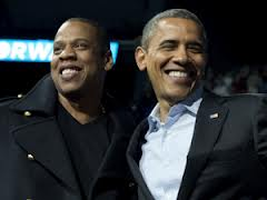 Jay and Obama