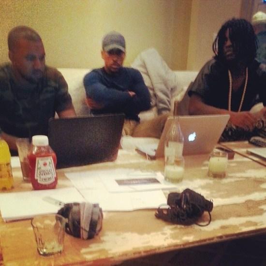 Chief Keef Kanye Bang 3