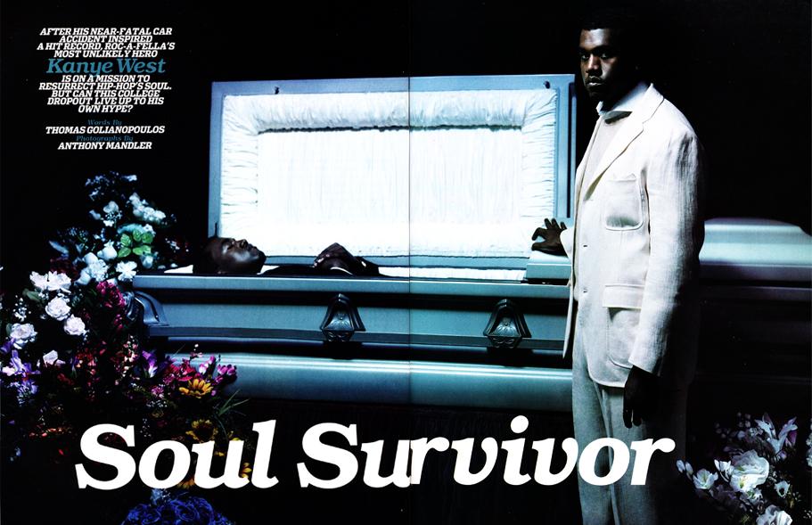 Kanye Soul Survivor
