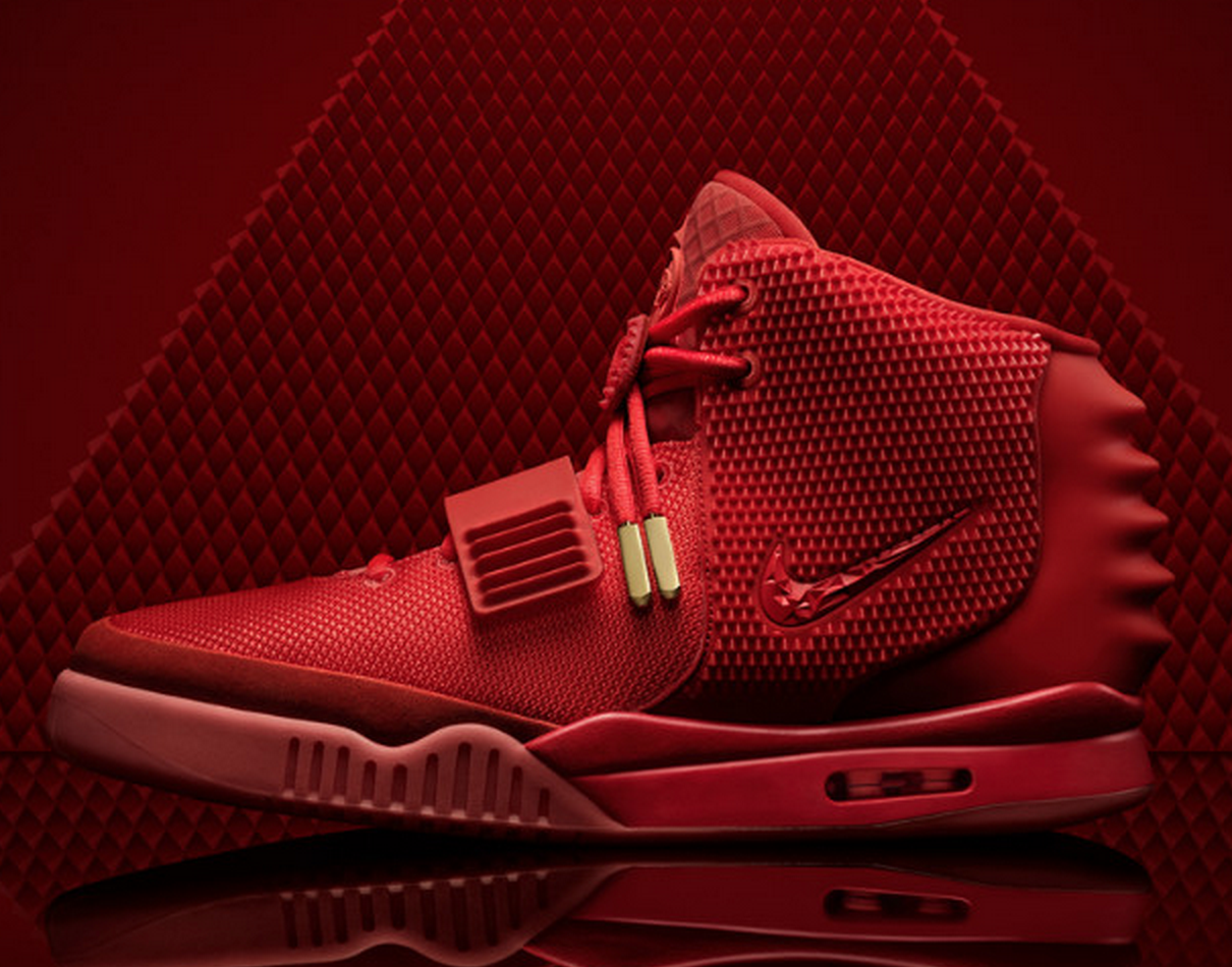 914b1f8551c3b The Yeezy s Have Landed! Nike Suprises With Release of Air Yeezy II ...