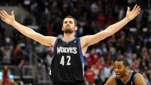 Kevin Love, Triple Double, Utah, Minnesota, NBA