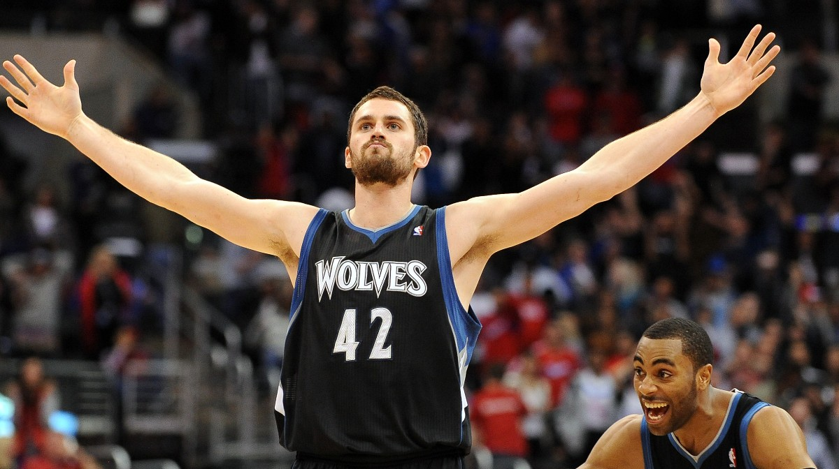 Kevin Love Triple Double