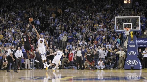LeBron James, Heat, Miami, All-Star, Warriors