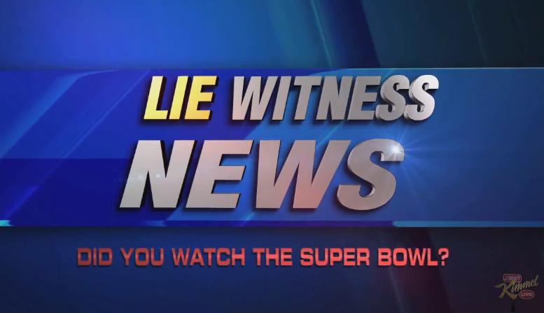 Lie Witness News