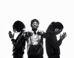 """Migos Officiate The Greatest Game Of Football In """"Emmitt Smith"""""""