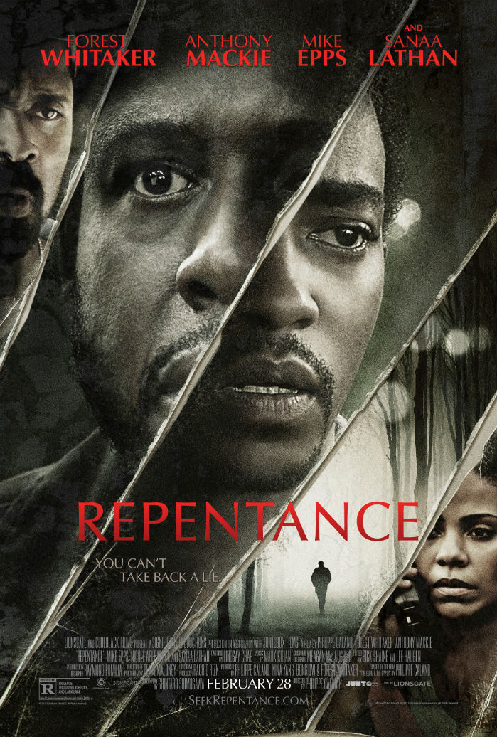 Repentance Poster