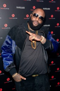 Rick Ross at Marquee