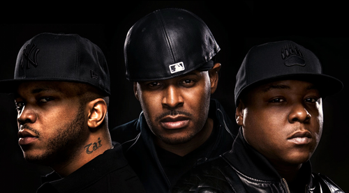 The Trinity Tour, The Lox, Sheek Louch, Styles P, Hip Hop