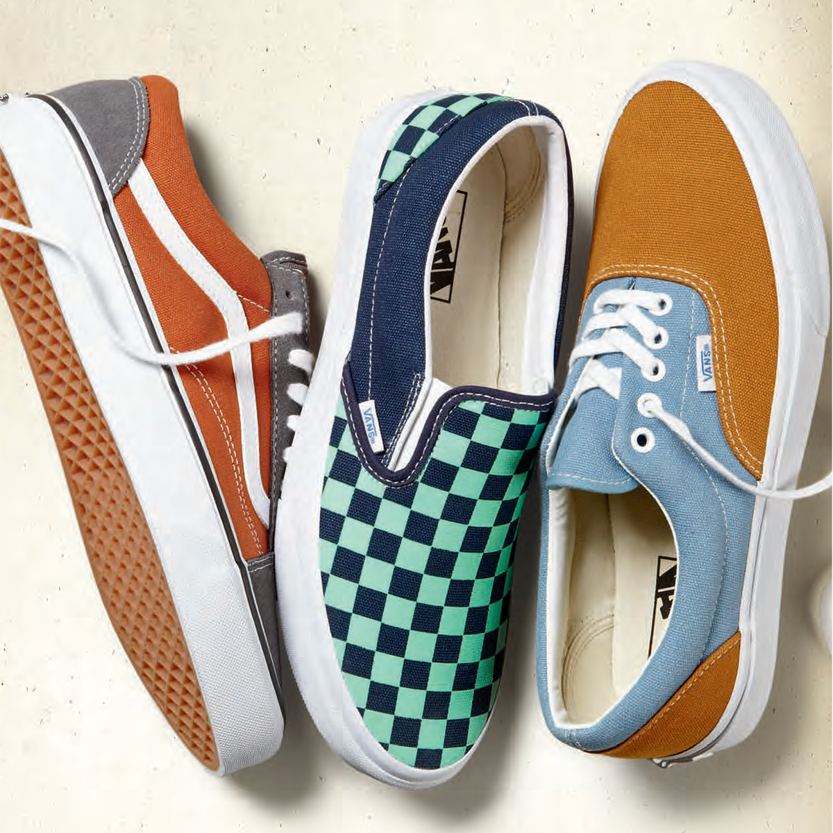 Vans Classics Golden Coast Collection for Spring 2014