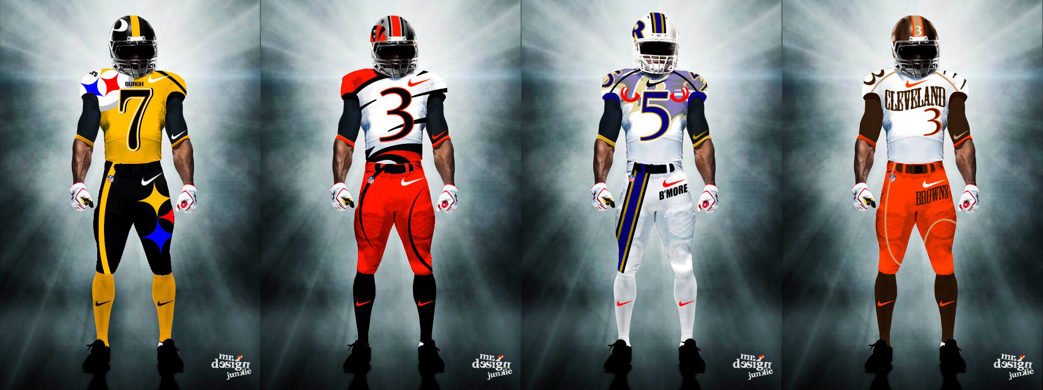 New Nfl Uniforms 2014 Concept nfl uniformsNew Nfl Uniforms