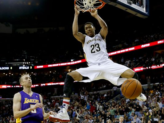 The Ambassador: Pelicans' Anthony Davis Representing New ...
