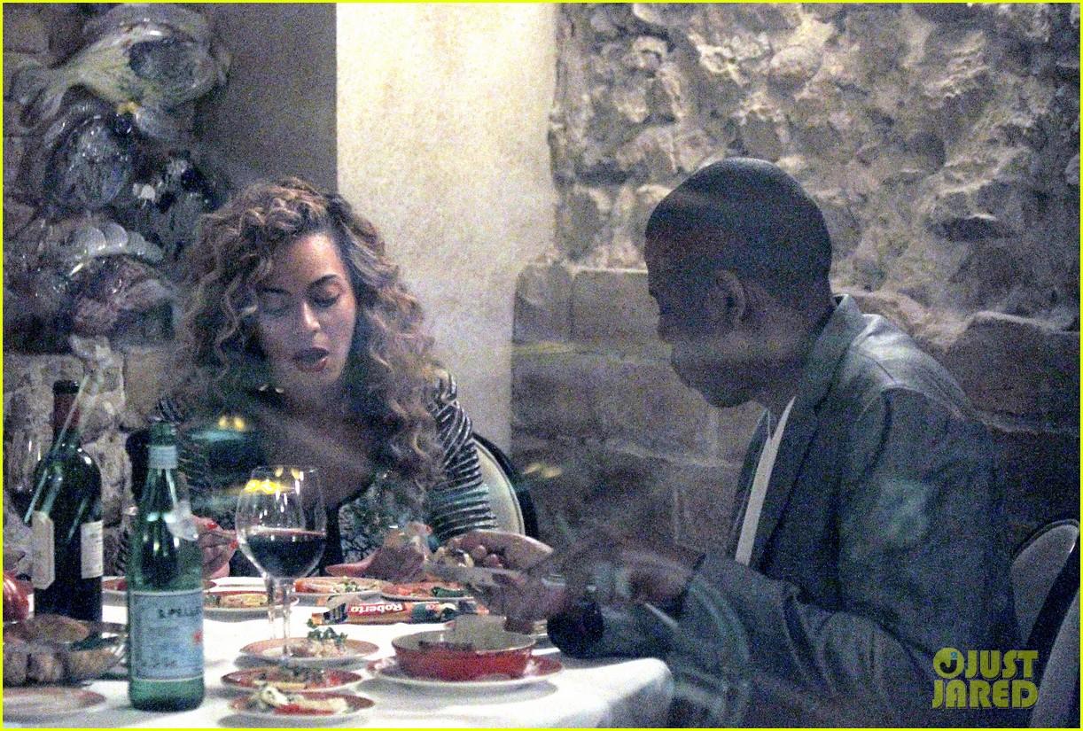 Jay Z Beyonce Valentines Day Menu