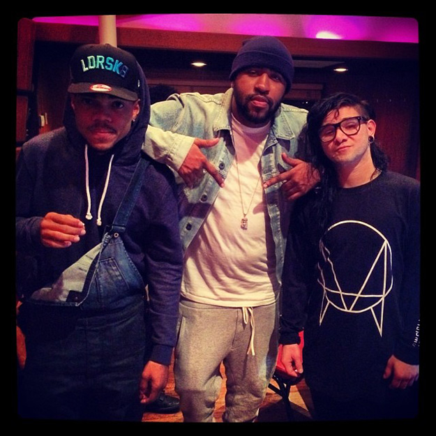 Chance The Rapper Skrillex Mike Will Made It What your interest are song